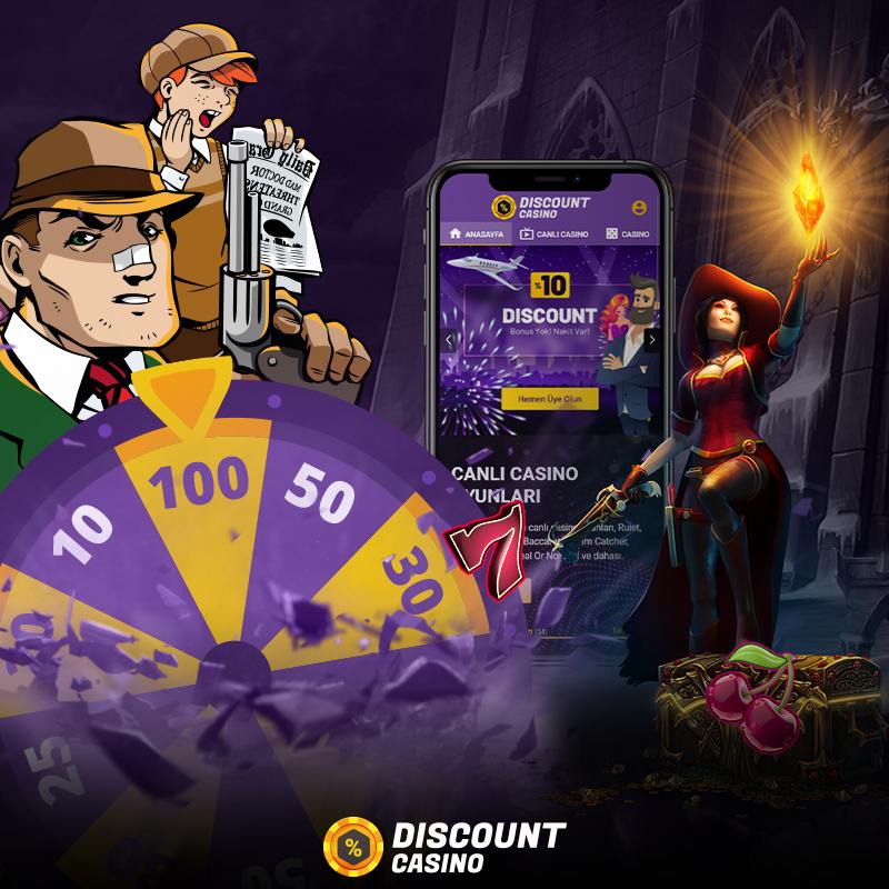 Discount Casino Mobil 2021